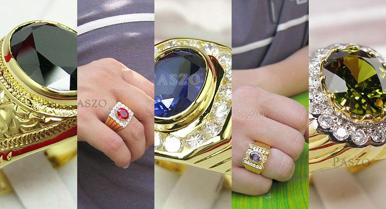แหวนผู้ชายทองชุบ แหวนผู้ชายราคาไม่แพง