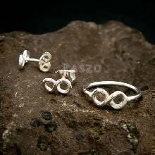 ชุดเครื่องประดับแห่งรักนิรันด์ ชุดแหวน ต่างหู