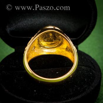 แหวนพญาครุฑ แหวนทอง90 แหวนทองผู้ชาย #9
