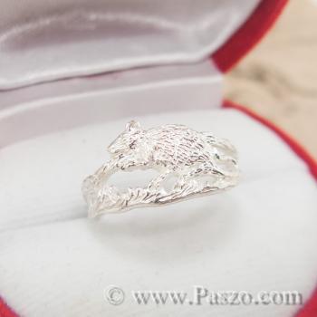 แหวนปีชวด แหวนปีหนู แหวน12นักษัตร #2