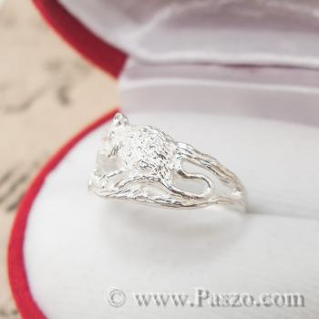 แหวนปีชวด แหวนปีหนู แหวน12นักษัตร #4