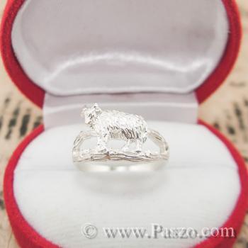 แหวนปีฉลู แหวนปีวัว แหวน12นักษัตร #2