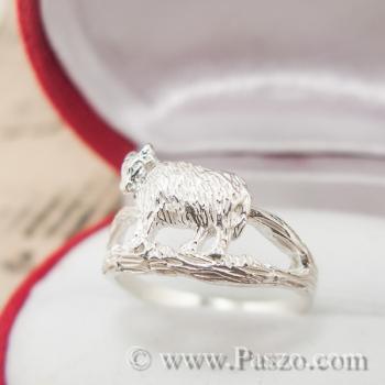 แหวนปีฉลู แหวนปีวัว แหวน12นักษัตร #4
