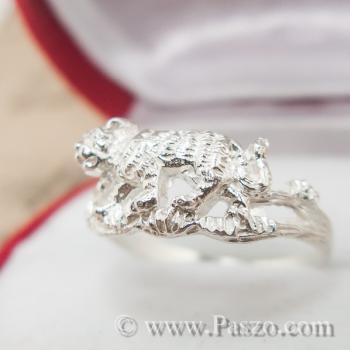 แหวนปีขาล แหวนปีเสือ แหวน12นักษัตร #4