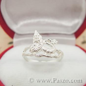 แหวนปีมะโรง แหวนปีงูใหญ่ แหวน12นักษัตร #2