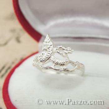 แหวนปีมะโรง แหวนปีงูใหญ่ แหวน12นักษัตร #4