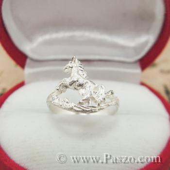 แหวนปีมะเมีย แหวนปีม้า แหวน12นักษัตร #2