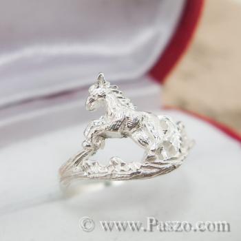 แหวนปีมะเมีย แหวนปีม้า แหวน12นักษัตร #3