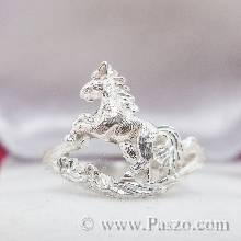 แหวนปีมะเมีย แหวนปีม้า แหวน12นักษัตร