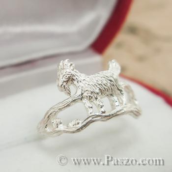 แหวนปีมะแม แหวนปีแพะ แหวน12นักษัตร #3