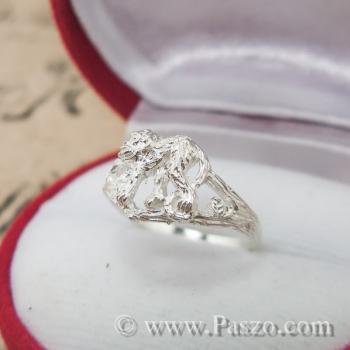 แหวนปีวอก แหวนปีลิง แหวน12นักษัตร #4