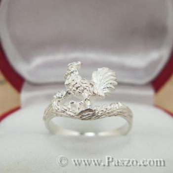 แหวนปีระกา แหวนปีไก่ แหวน12นักษัตร #2