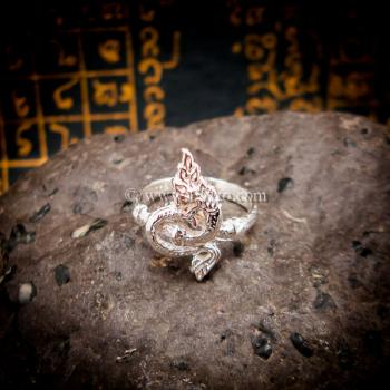 แหวนพญานาค แหวนเงินแท้ พญานาค #6