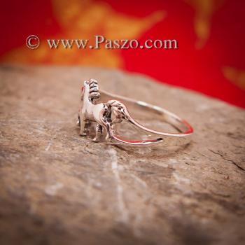 แหวนม้า ม้ายูนิคอน ม้ามีเขา #2
