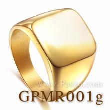 แหวนสี่เหลี่ยมหน้าเรียบ แหวนทองชุบ แหวนผู้ชาย แหวนสแตนเลส แหวนทองไมครอน แหวนทรงสี่เหลี่ยม แหวนเทห์ๆ