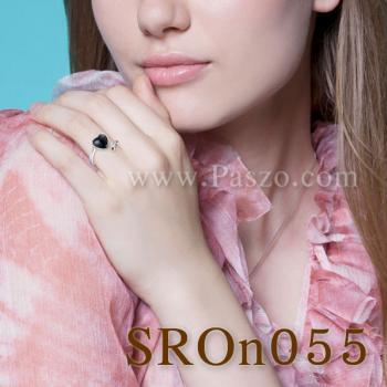 แหวนนิล แหวนหัวใจ แหวนปรับขนาดได้ #5