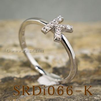 แหวนตัวเค แหวนตัวอักษร K #4