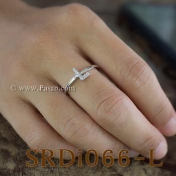 แหวนตัวแอล แหวนตัวอักษร L #3