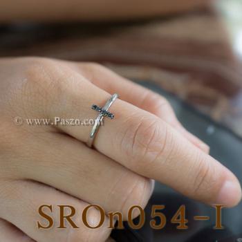 แหวนตัวอักษร แหวนตัวไอ I #4