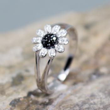 แหวนดอกเดซี่ แหวนดอกไม้ แหวนนิล #9