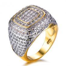 แหวนเพชร แหวนผู้ชาย แหวนทองชุบ