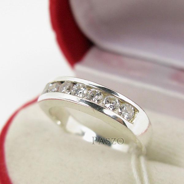 แหวนเพชร 7เม็ด แหวนแถว #2