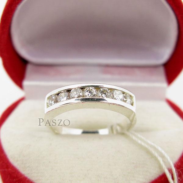 แหวนเพชร 7เม็ด แหวนแถว #3