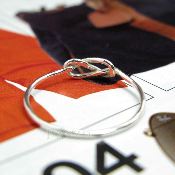 แหวนแห่งรักนิรันดร์ แหวนเงินแท้ infinity #3