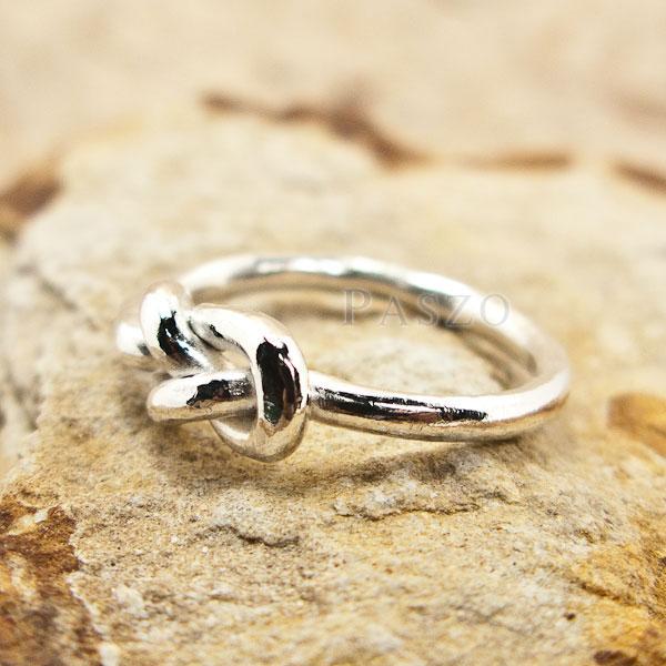 แหวนแห่งรักนิรันดร์ แหวนเงินแท้ แหวนอินฟินิตี้ #3