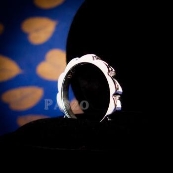 แหวนกงจักร แหวนเงินแท้  #5