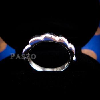 แหวนกงจักร แหวนเงินแท้  #7