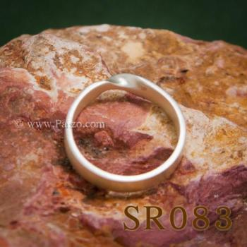 แหวนบิดเกลียว แหวนเงิน แหวนแห่งความผูกพัน #3
