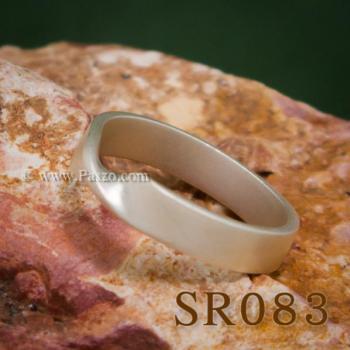 แหวนบิดเกลียว แหวนเงิน แหวนแห่งความผูกพัน #4