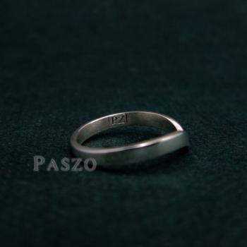 แหวนเงิน แหวนเงินแท้  #6