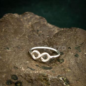 แหวนแห่งรักนิรันดร์ Infinity แหวนเงิน #3
