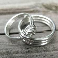 แหวนเงิน แหวนคู่รัก แหวนเงินแท้ เงิน100