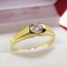 แหวนทอง แหวนเพชร แหวนเพชรเม็ดเดี่ยว